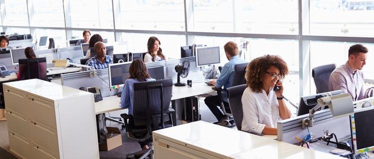 Arbeitsstattenverordnung Die Gos Und No Gos Bei Der Burogestaltung